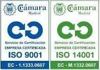 certificados de la cámara de comercio
