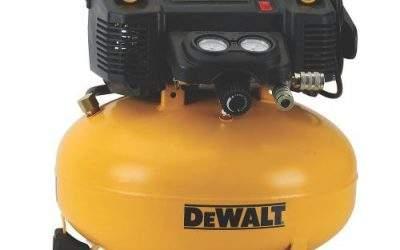 Compresor tipo Pancake Dewalt 165 PSI