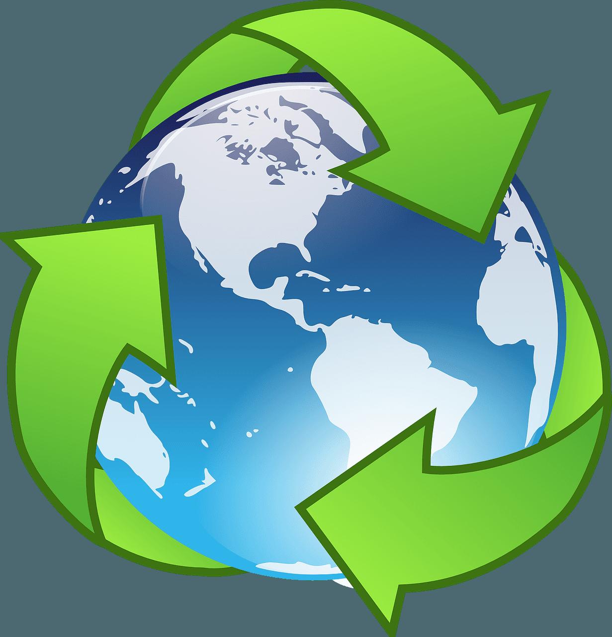 reciclar piezas y depósito