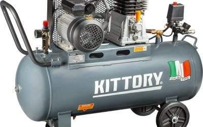 4 tipos de compresores de aire