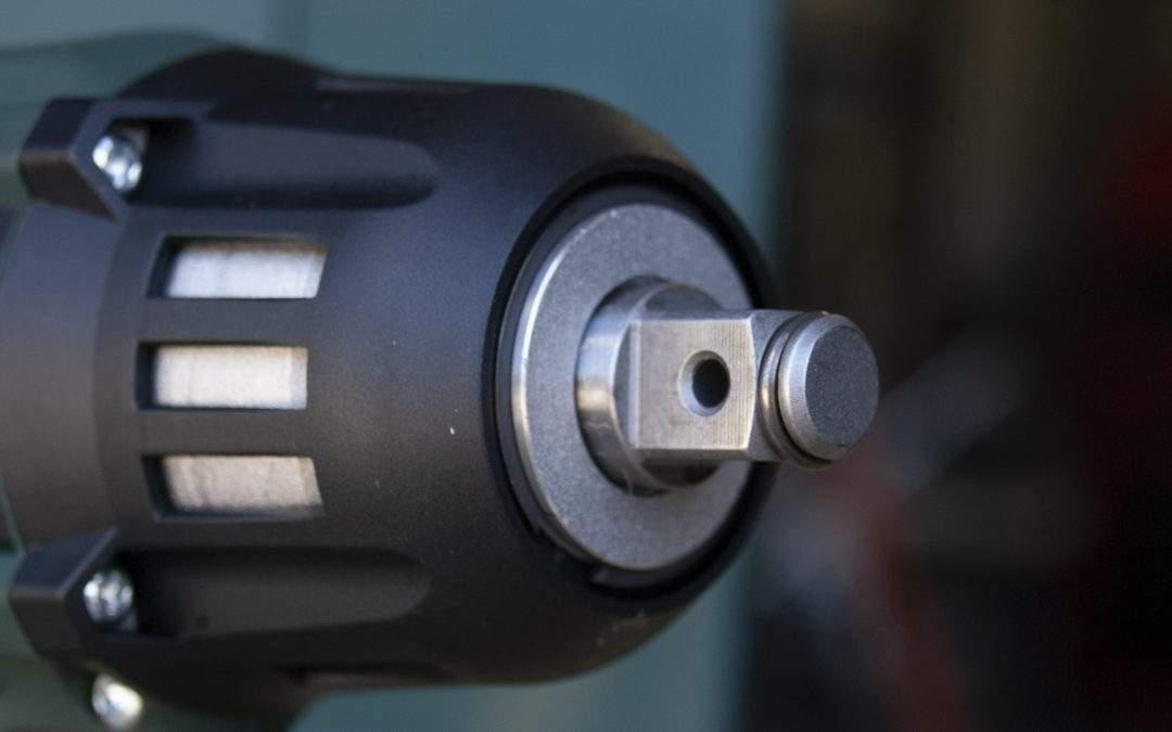 Compresor de aire para llave de impacto